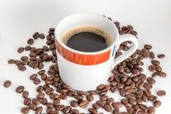черный кофе Стоковые Фото