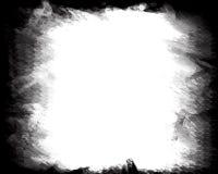 Черный край фото для фото ландшафта стоковые изображения