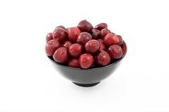 черный красный цвет вишни шара Стоковая Фотография RF