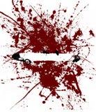 черный красный цвет Стоковая Фотография