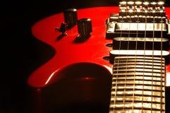 черный красный цвет n Стоковая Фотография