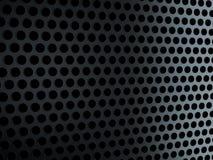 черный металл решетки сверх Стоковые Фото