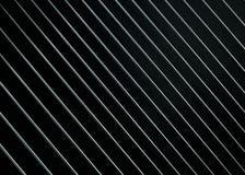 черный металл решетки Стоковые Фото
