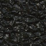 Черный минерал Стоковые Изображения