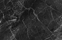 черный мрамор Стоковая Фотография