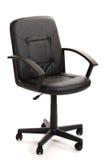 черный офис стула Стоковое Изображение RF