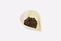 Черный перец Стоковое Фото