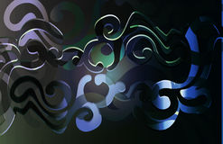 черный перечень kashmire Стоковая Фотография