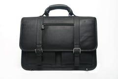 черный портфель Стоковая Фотография RF
