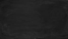 черный пустой chalkboard Предпосылка и текстура Стоковое Фото