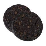 Черный пудинг Стоковое Изображение RF