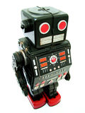 черный робот Стоковое фото RF