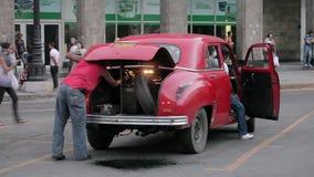 Черный рынок в Гаване, Кубе акции видеоматериалы