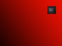 черный светлый переключатель Стоковые Изображения
