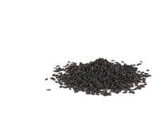 черный сезам Стоковая Фотография