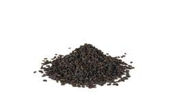 черный сезам Стоковое Фото