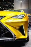 черный спорт автомобиля стоковые фотографии rf