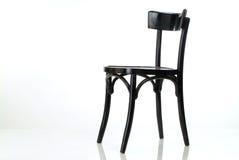 черный стул стоковые фото