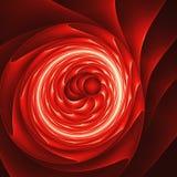 черный темный красный цвет отверстия иллюстрация штока