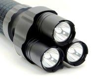 черный факел Стоковое Изображение RF