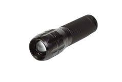 Черный фонарик Стоковое фото RF