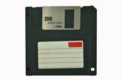 черный флапи-диск диска Стоковые Фотографии RF