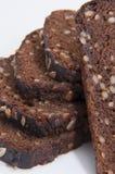 Черный хлеб рожи Стоковые Изображения RF
