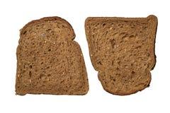черный хлеб Стоковое Изображение