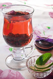черный чай Стоковые Фотографии RF