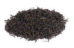 Черный чай Стоковые Изображения