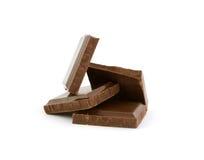Черный шоколад Стоковое фото RF