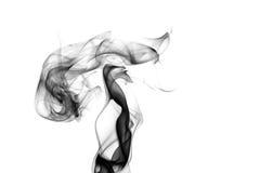 черный дым Стоковые Фото