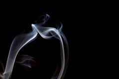 черный дым Стоковые Изображения RF