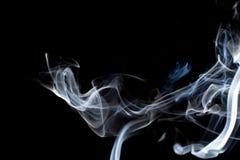 черный дым Стоковое Изображение RF