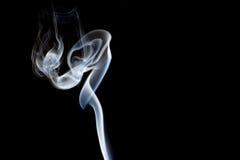 черный дым Стоковые Фотографии RF