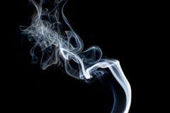 черный дым Стоковое фото RF