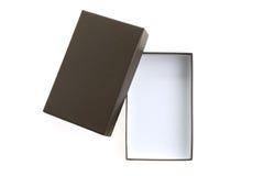 черный ящик пустой Стоковые Изображения