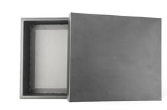 Черный ящик Стоковое Фото