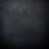 Черный Grunge предпосылки Стоковое Изображение
