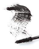 Черный mascara Стоковые Изображения