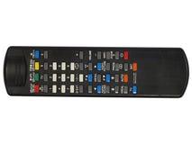 черный remote управления Стоковые Фотографии RF