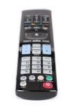 черный remote управления Стоковое фото RF
