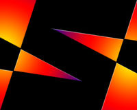 черный s Стоковая Фотография RF