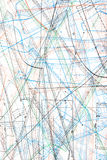 чертежи одежды обнаружили местонахождение картины Стоковые Изображения