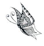 чертеж бабочки Стоковое Фото