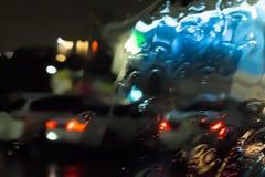 чертеж дождя Стоковые Фотографии RF