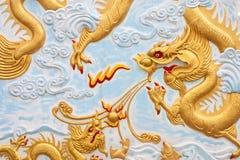 чертеж дракона Стоковые Фото