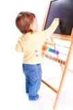 чертеж младенца Стоковое Изображение