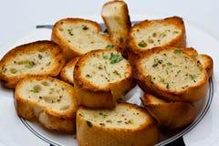 чеснок хлеба Стоковые Фотографии RF