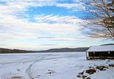 Четвертое озеро Стоковое Изображение